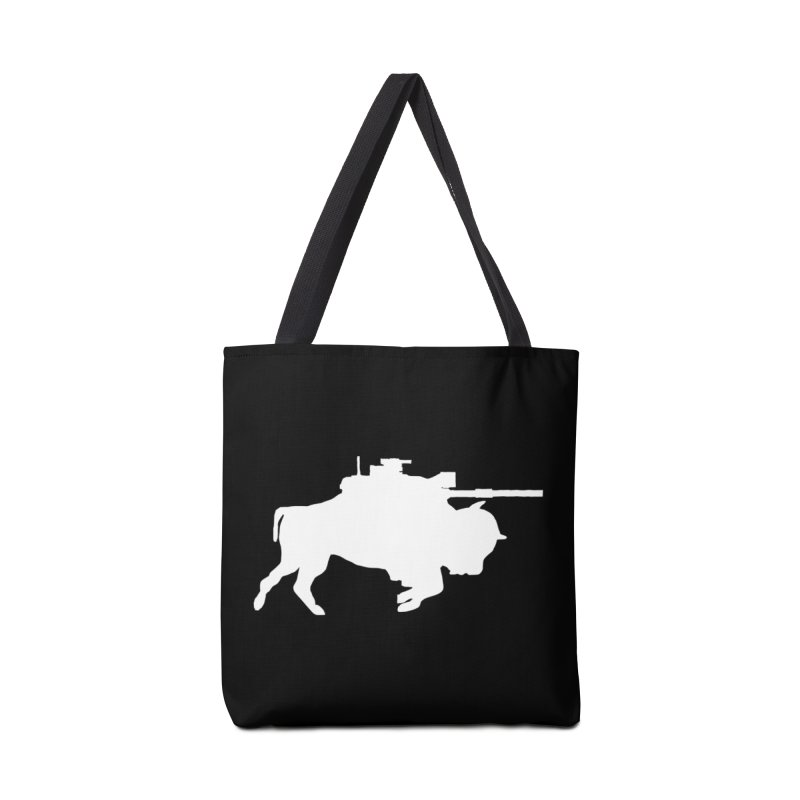 Classic Buffalo Soldier Co.  Accessories Bag by Frewil 's Artist Shop