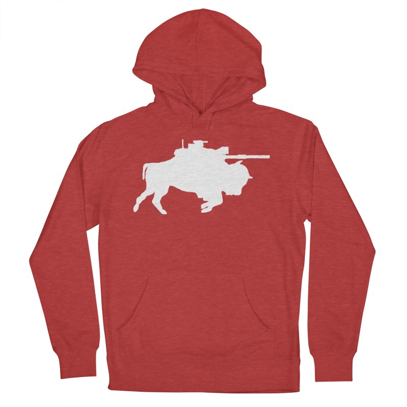 Classic Buffalo Soldier Co.  Women's Pullover Hoody by Frewil 's Artist Shop