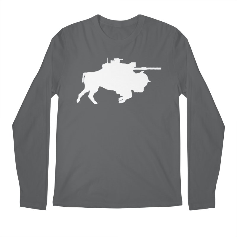 Classic Buffalo Soldier Co.  Men's Longsleeve T-Shirt by Frewil 's Artist Shop