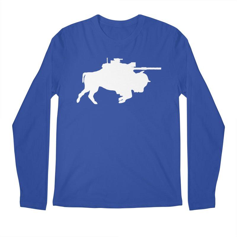 Classic Buffalo Soldier Co.  Men's Longsleeve T-Shirt by Frewil 's Artist Shop