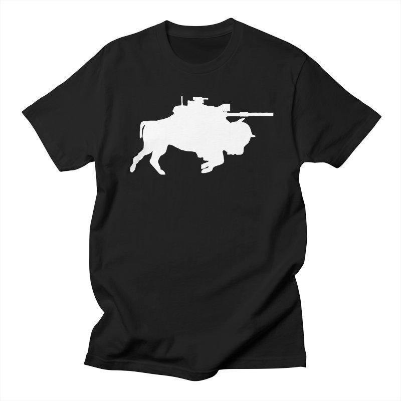 Classic Buffalo Soldier Co.  Men's Regular T-Shirt by Frewil 's Artist Shop