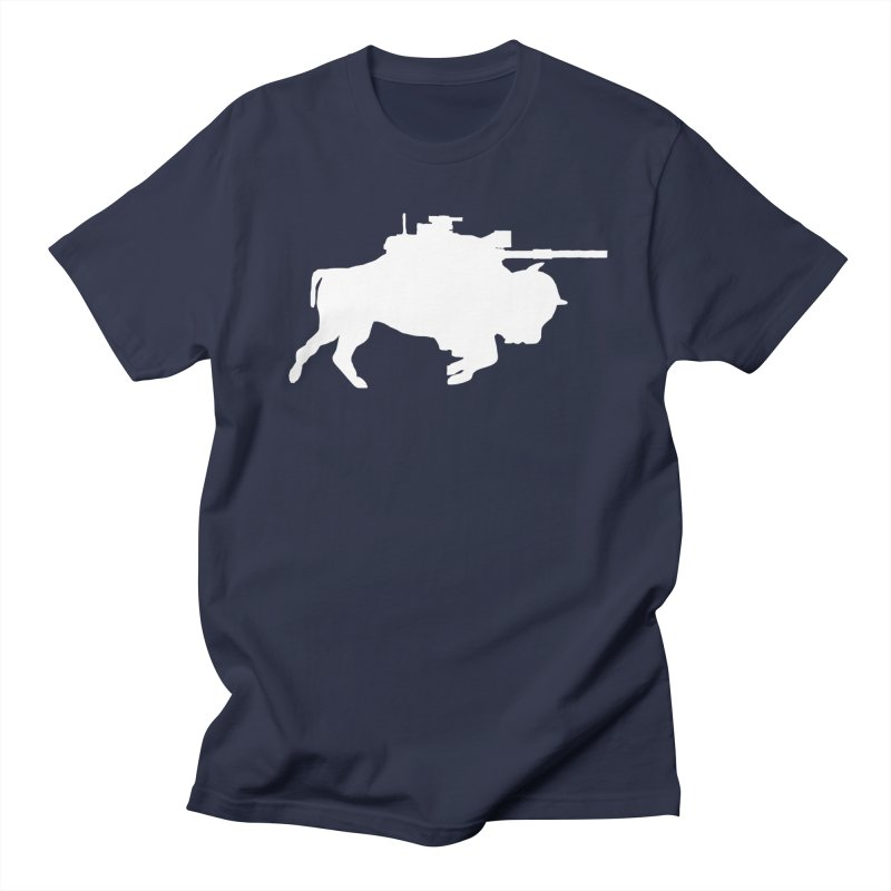 Classic Buffalo Soldier Co.  Men's T-shirt by Frewil 's Artist Shop