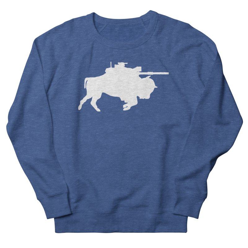 Classic Buffalo Soldier Co.  Women's French Terry Sweatshirt by Frewil 's Artist Shop