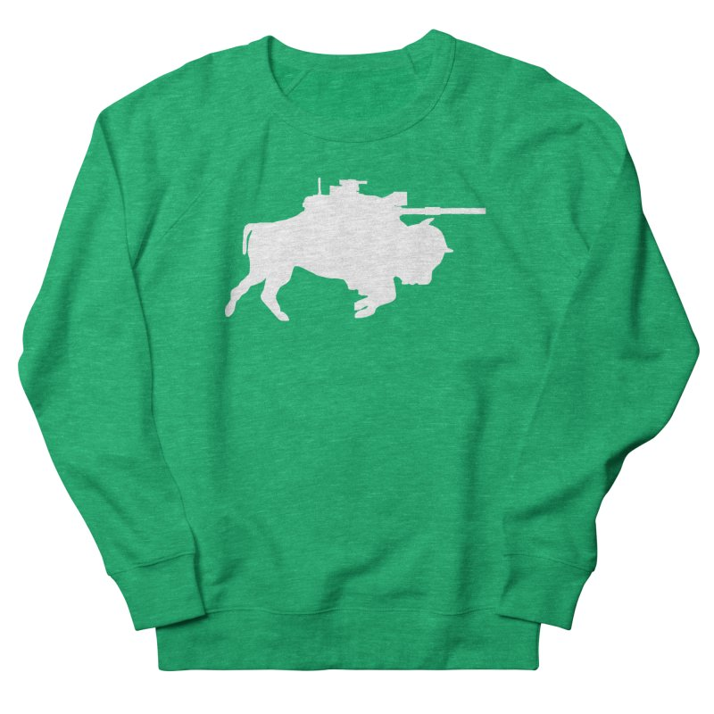 Classic Buffalo Soldier Co.  Men's French Terry Sweatshirt by Frewil 's Artist Shop