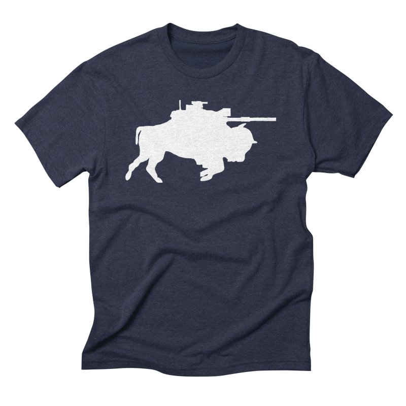 Classic Buffalo Soldier Co.  Men's Triblend T-Shirt by Frewil 's Artist Shop