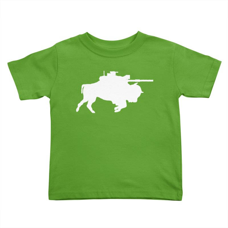 Classic Buffalo Soldier Co.  Kids Toddler T-Shirt by Frewil 's Artist Shop