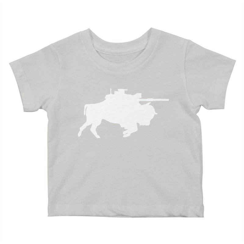 Classic Buffalo Soldier Co.  Kids Baby T-Shirt by Frewil 's Artist Shop