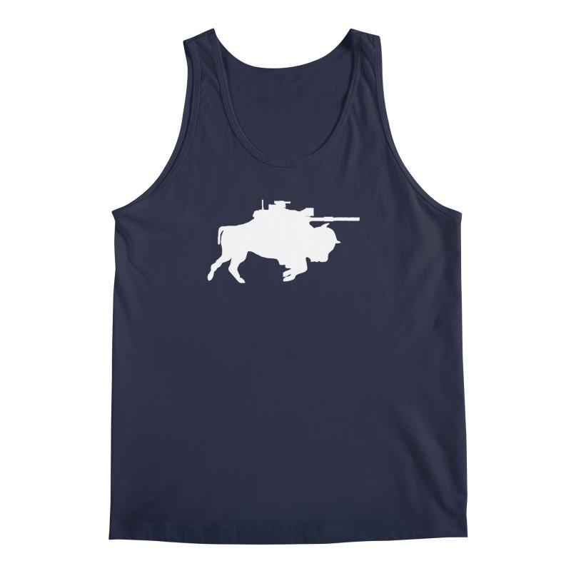 Classic Buffalo Soldier Co.  Men's Regular Tank by Frewil 's Artist Shop