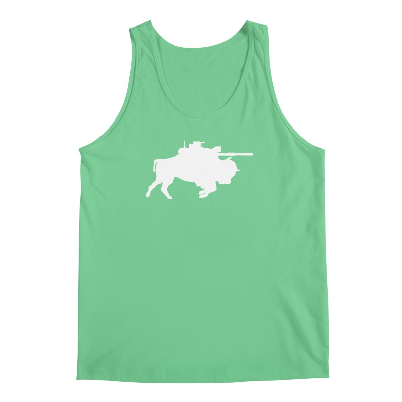 Classic Buffalo Soldier Co.  Men's Tank by Frewil 's Artist Shop