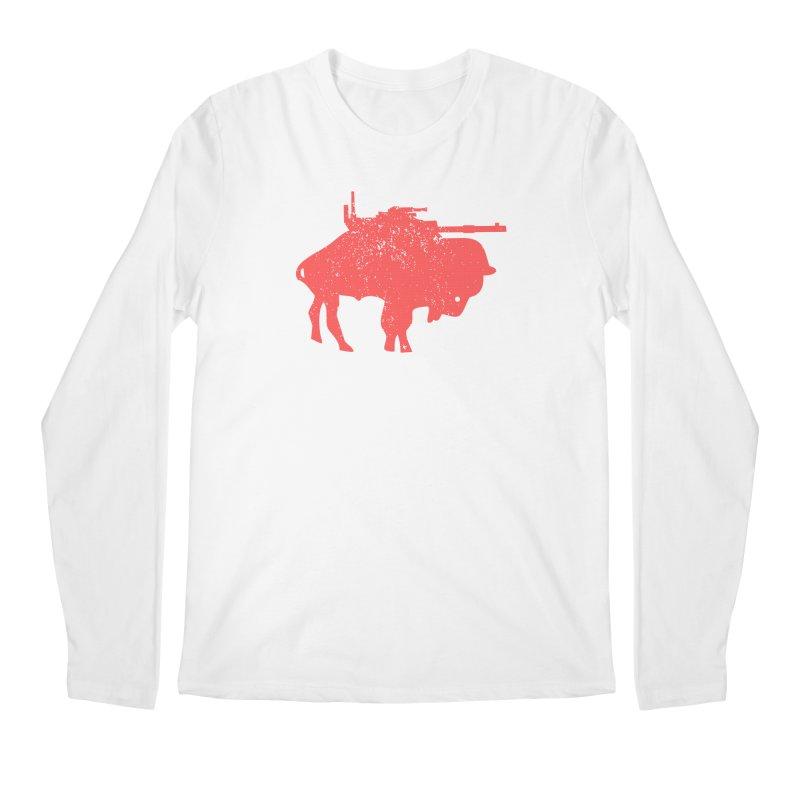 Vintage Buffalo Soldier Co. Men's Longsleeve T-Shirt by Frewil 's Artist Shop