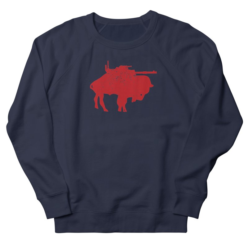 Vintage Buffalo Soldier Co. Men's French Terry Sweatshirt by Frewil 's Artist Shop