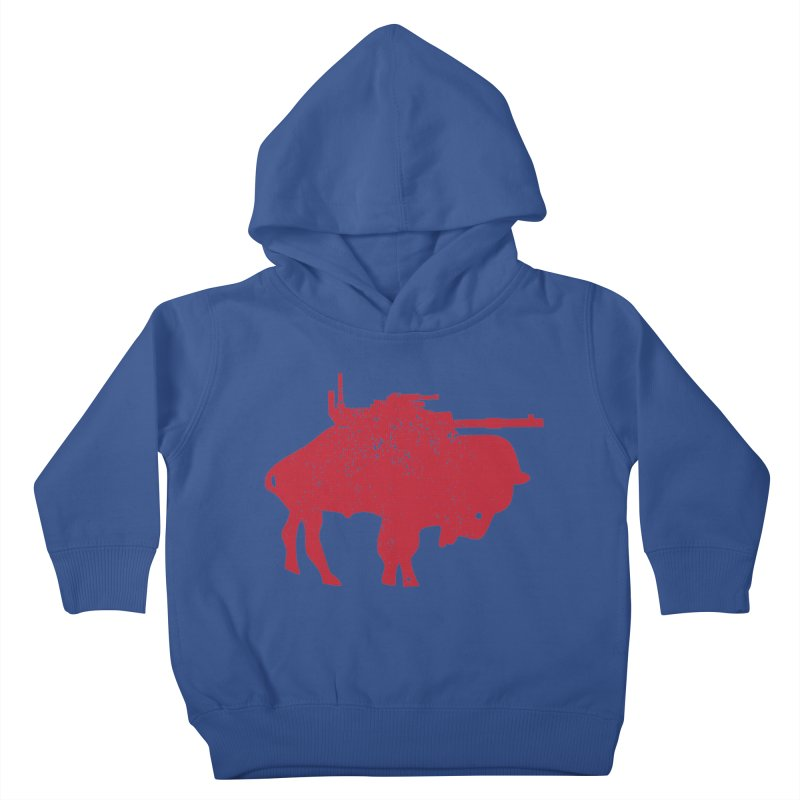 Vintage Buffalo Soldier Co. Kids Toddler Pullover Hoody by Frewil 's Artist Shop