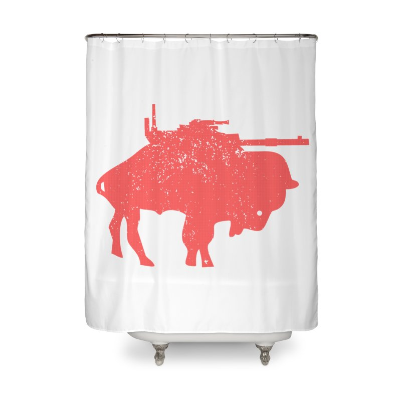 Vintage Buffalo Soldier Co. Home Shower Curtain by Frewil 's Artist Shop