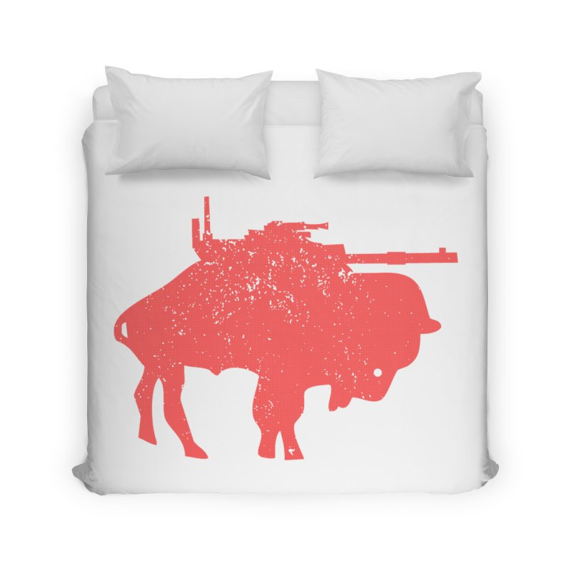 Vintage Buffalo Soldier Co. Home Duvet by Frewil 's Artist Shop