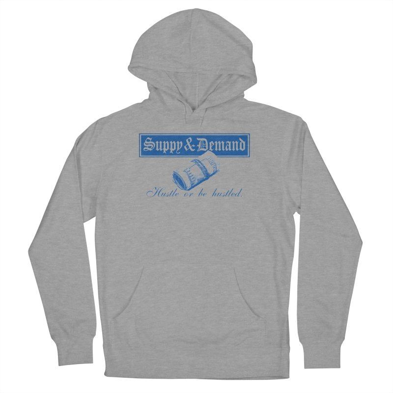 The Inquirer Women's French Terry Pullover Hoody by Frewil 's Artist Shop