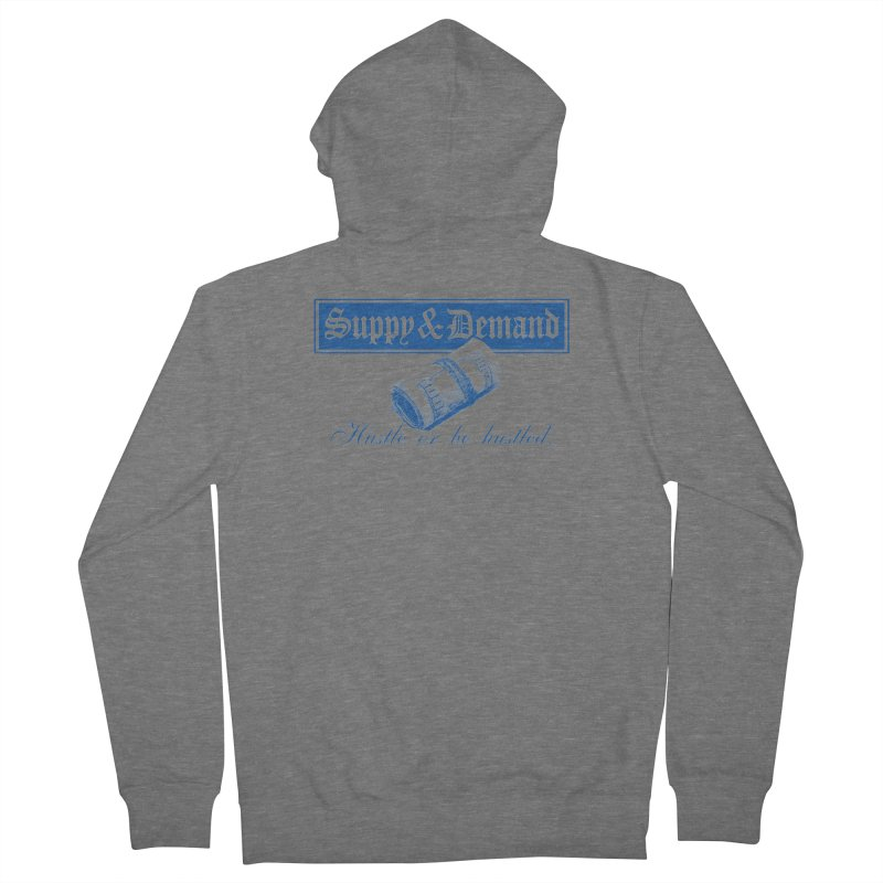 The Inquirer Women's Zip-Up Hoody by Frewil 's Artist Shop