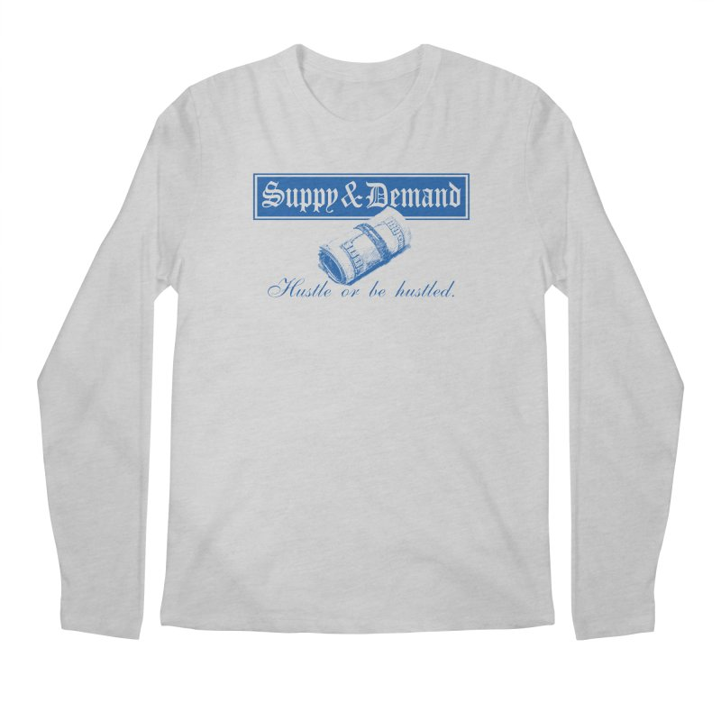 The Inquirer Men's Longsleeve T-Shirt by Frewil 's Artist Shop