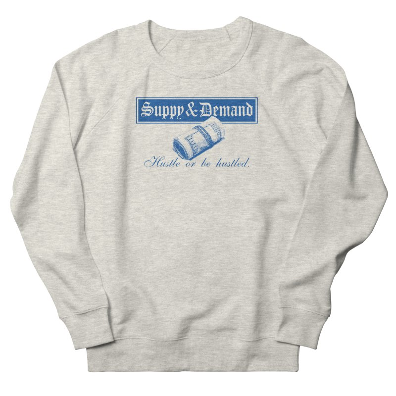 The Inquirer Women's French Terry Sweatshirt by Frewil 's Artist Shop
