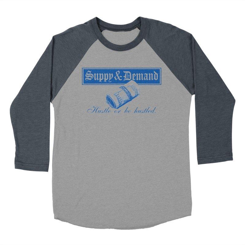 The Inquirer Women's Baseball Triblend T-Shirt by Frewil 's Artist Shop