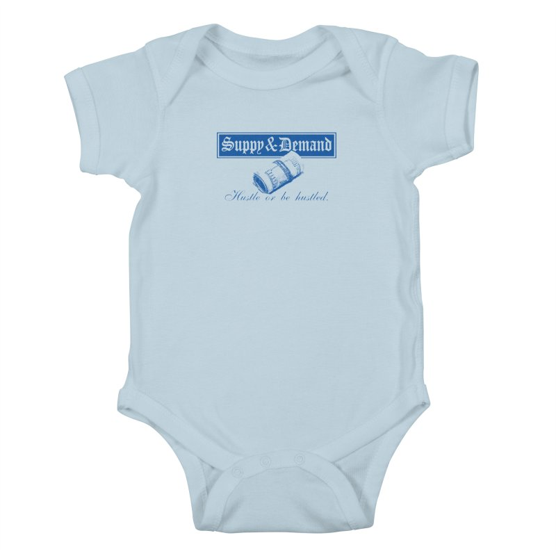 The Inquirer Kids Baby Bodysuit by Frewil 's Artist Shop