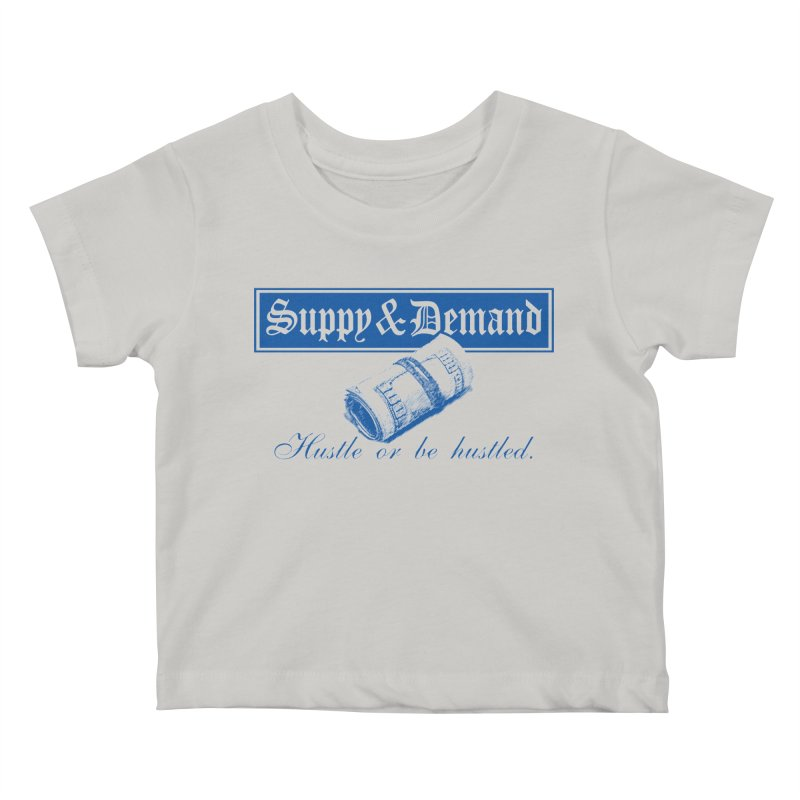 The Inquirer Kids Baby T-Shirt by Frewil 's Artist Shop