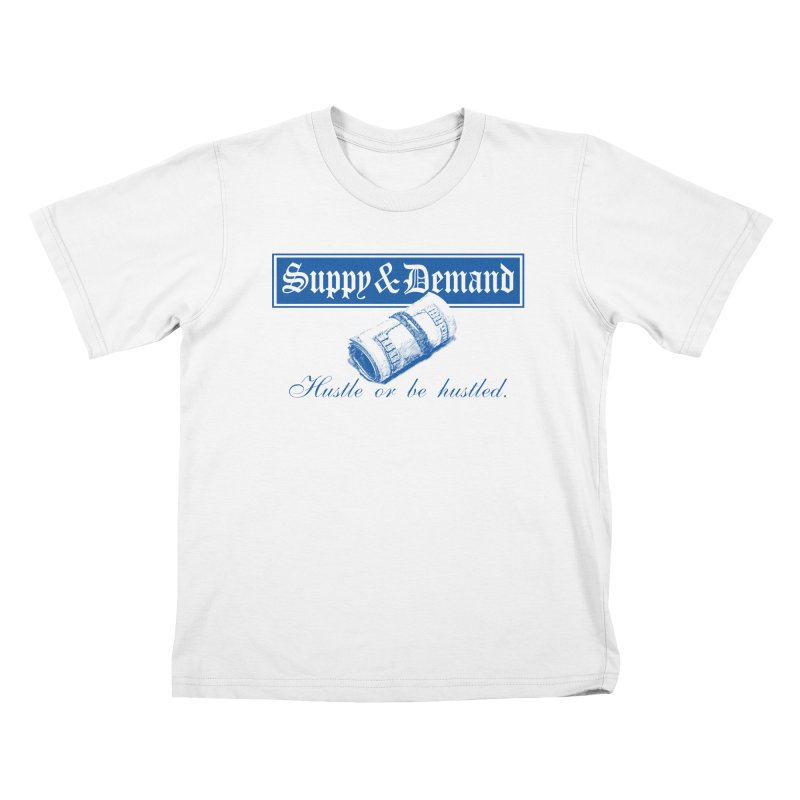 The Inquirer Kids T-shirt by Frewil 's Artist Shop