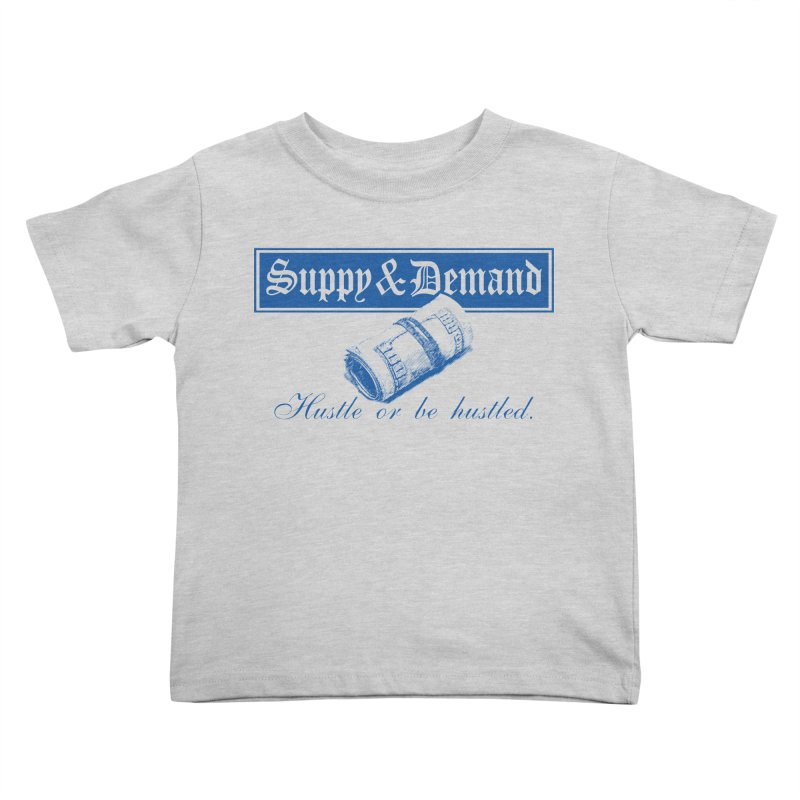 The Inquirer Kids Toddler T-Shirt by Frewil 's Artist Shop