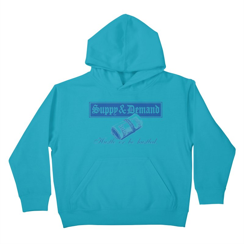 The Inquirer Kids Pullover Hoody by Frewil 's Artist Shop