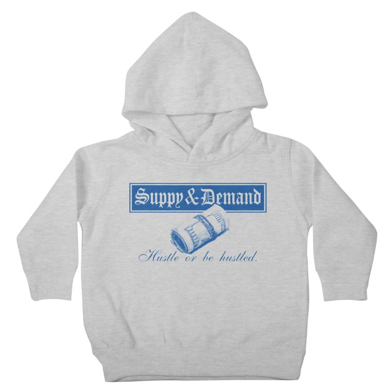 The Inquirer Kids Toddler Pullover Hoody by Frewil 's Artist Shop
