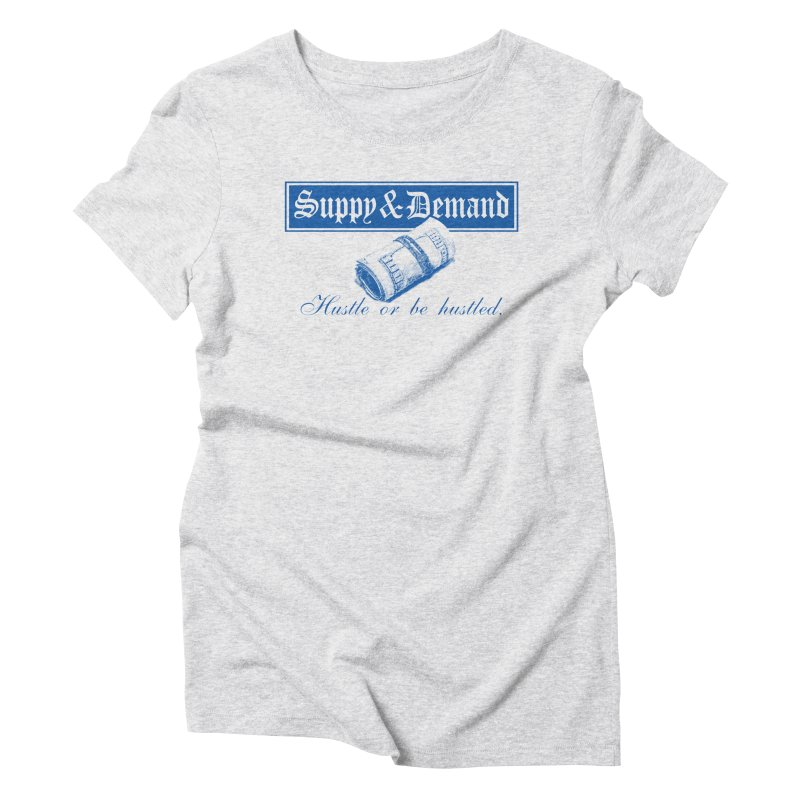 The Inquirer Women's Triblend T-Shirt by Frewil 's Artist Shop