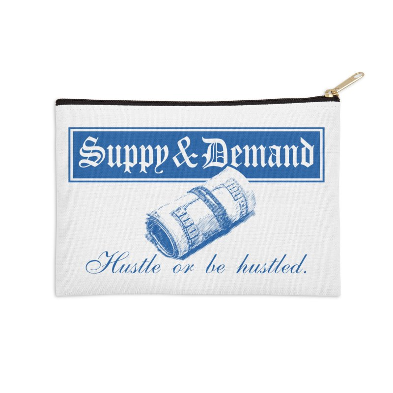The Inquirer Accessories Zip Pouch by Frewil 's Artist Shop