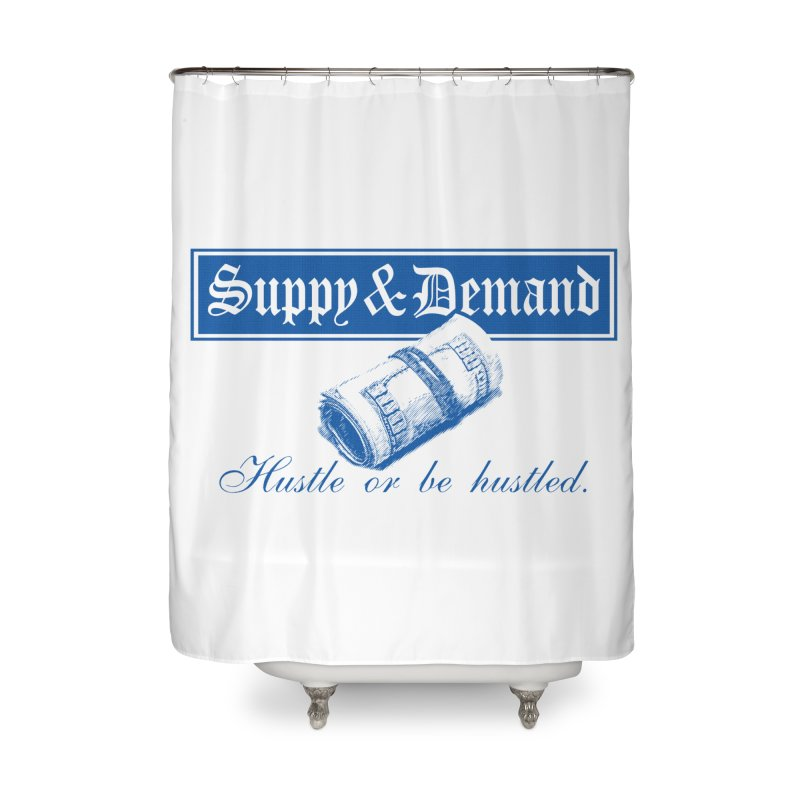 The Inquirer Home Shower Curtain by Frewil 's Artist Shop