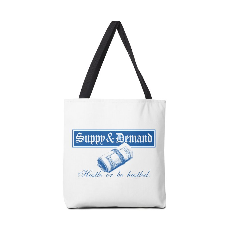 The Inquirer Accessories Bag by Frewil 's Artist Shop