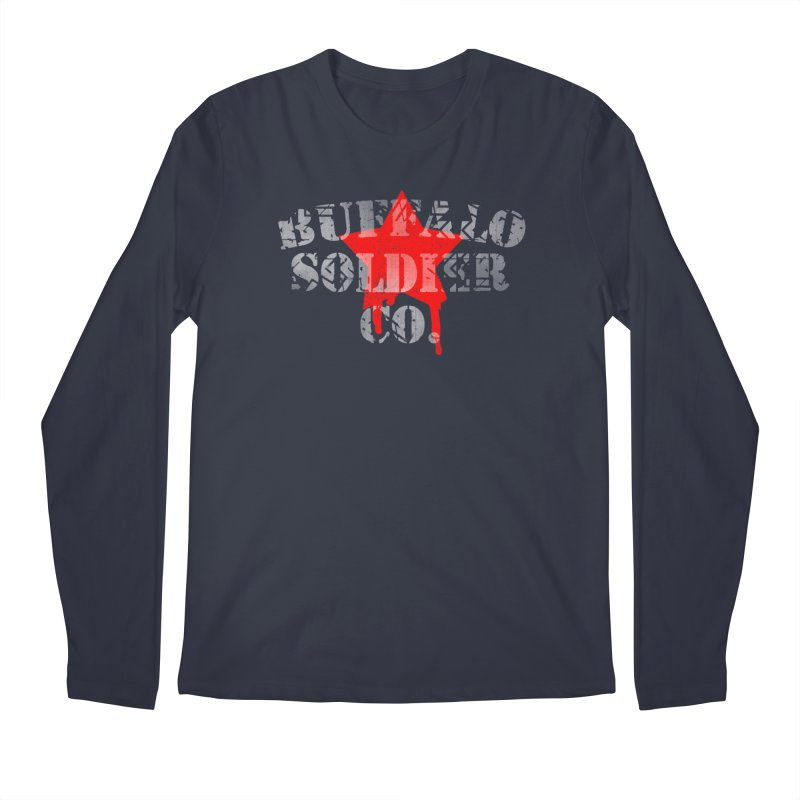 Tank Text Men's Longsleeve T-Shirt by Frewil 's Artist Shop