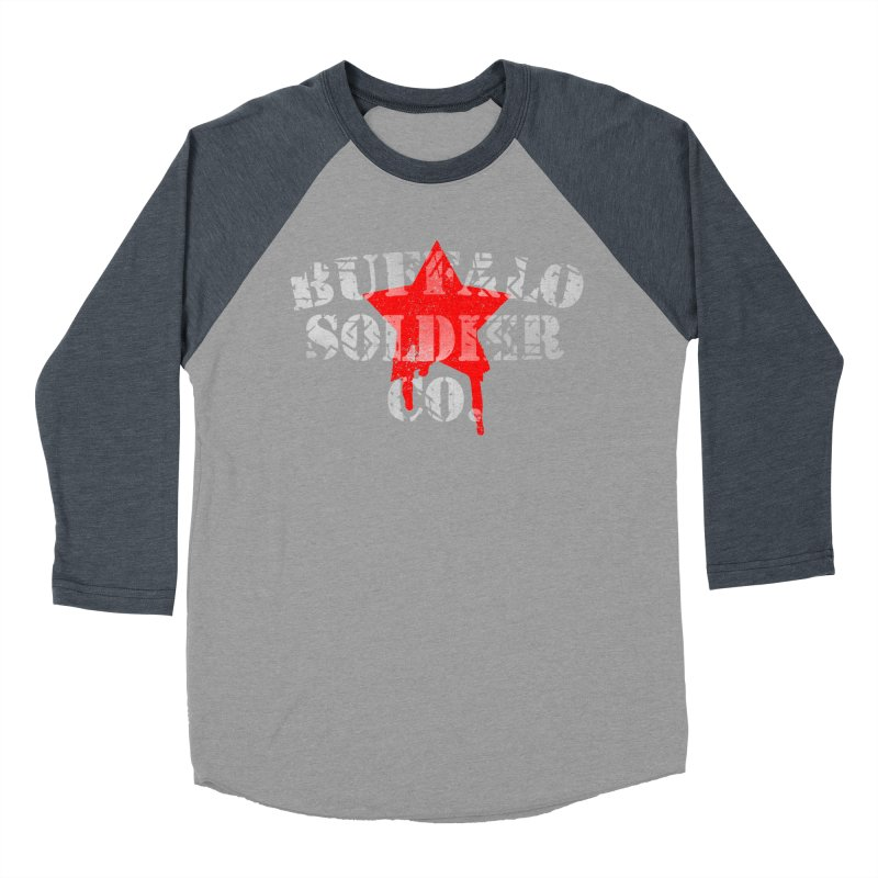 Tank Text Women's Baseball Triblend T-Shirt by Frewil 's Artist Shop