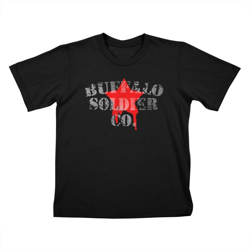 Tank Text Kids T-Shirt by Frewil 's Artist Shop