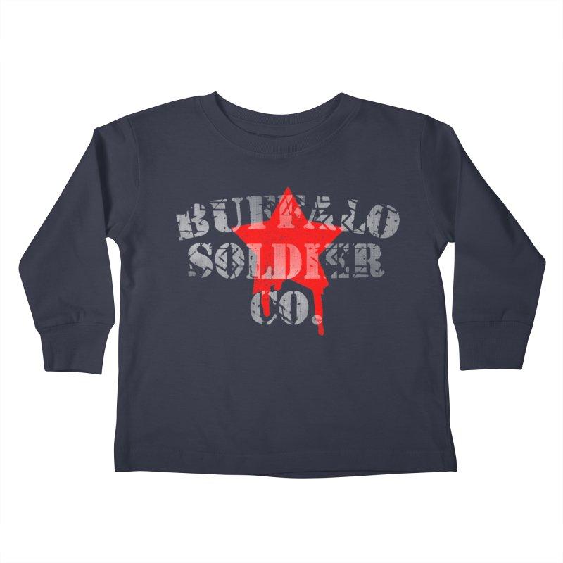 Tank Text Kids Toddler Longsleeve T-Shirt by Frewil 's Artist Shop