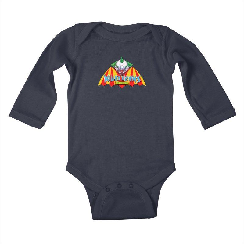 Killer Kids Baby Longsleeve Bodysuit by Frewil 's Artist Shop