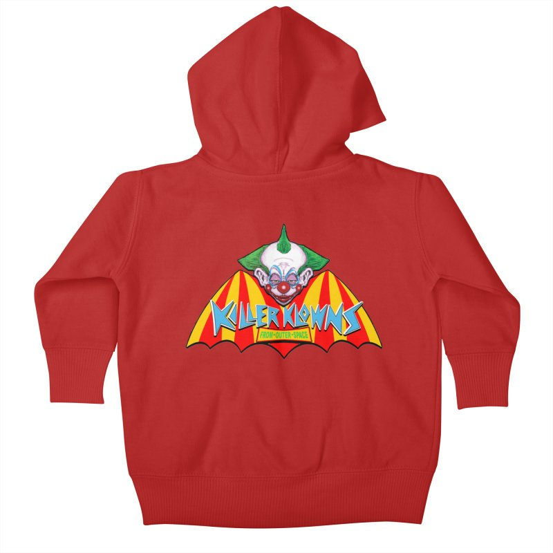 Killer Kids Baby Zip-Up Hoody by Frewil 's Artist Shop