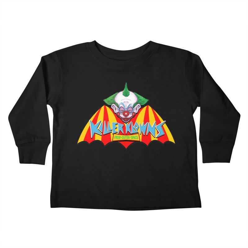 Killer Kids Toddler Longsleeve T-Shirt by Frewil 's Artist Shop
