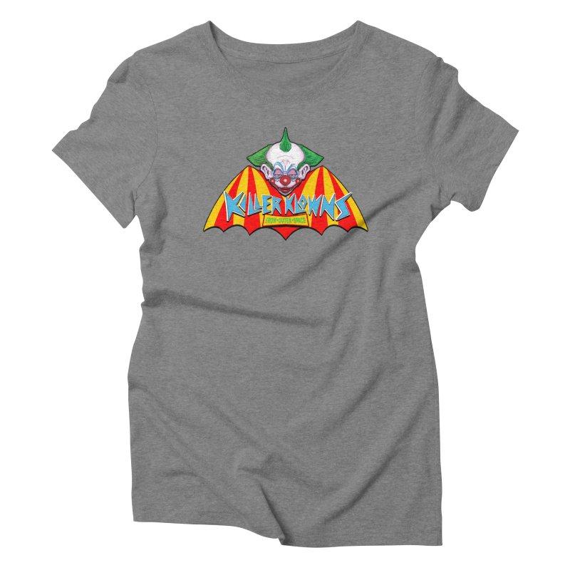 Killer Women's Triblend T-shirt by Frewil 's Artist Shop