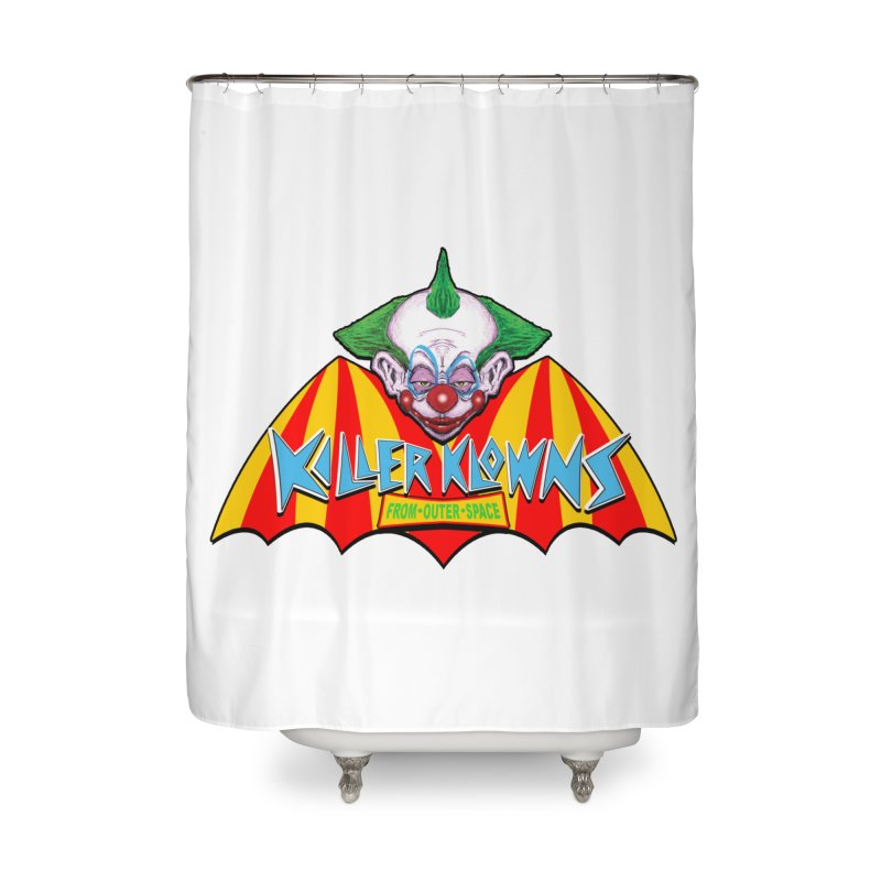 Killer Home Shower Curtain by Frewil 's Artist Shop