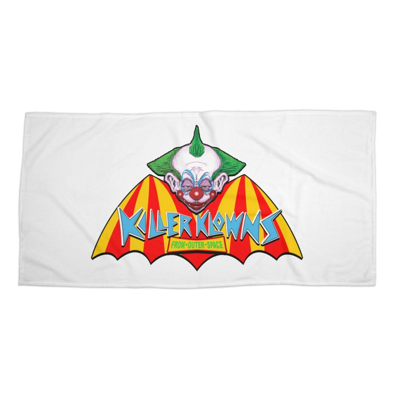 Killer Accessories Beach Towel by Frewil 's Artist Shop