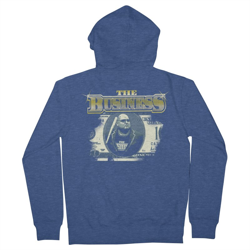 Dollars makes Sense Men's Zip-Up Hoody by Frewil 's Artist Shop