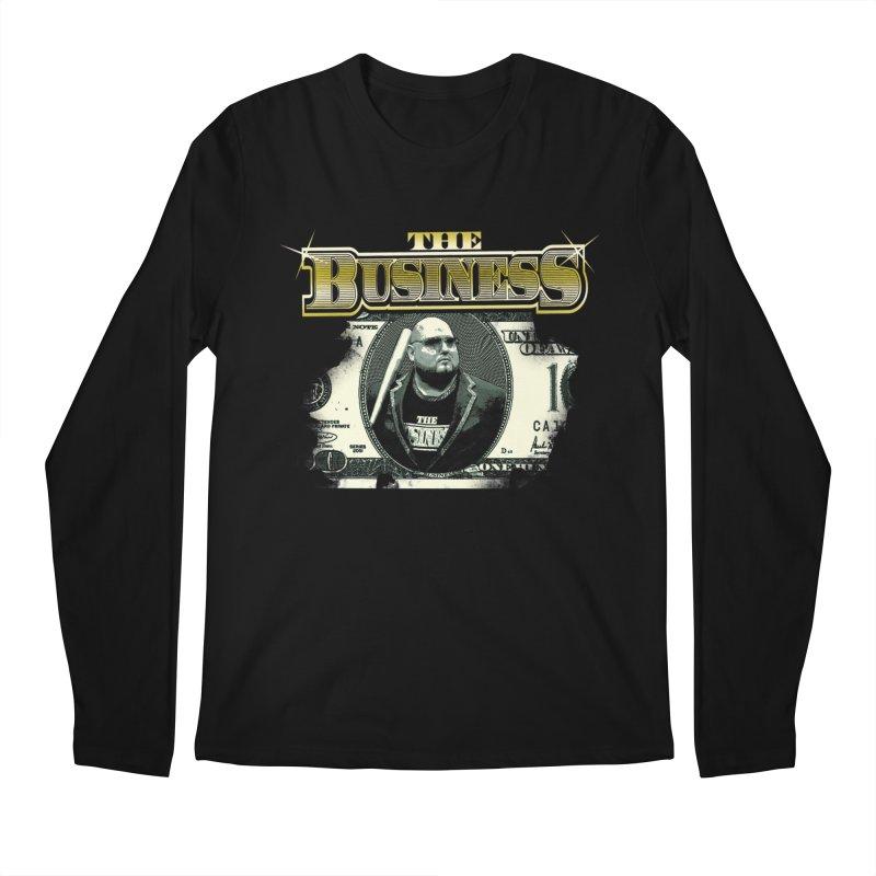 Dollars makes Sense Men's Longsleeve T-Shirt by Frewil 's Artist Shop