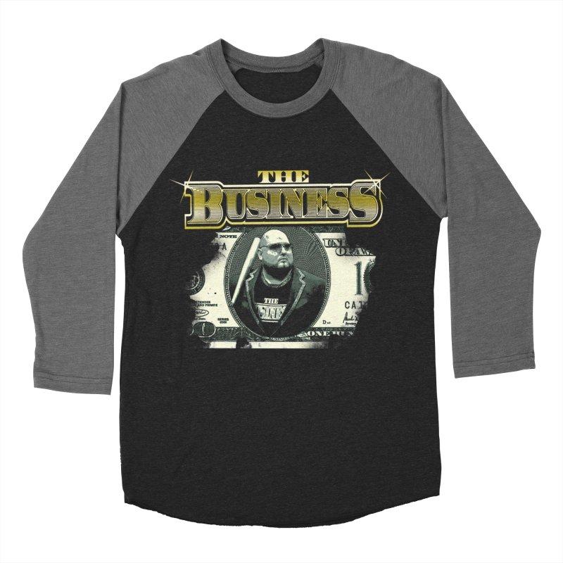 Dollars makes Sense Men's Baseball Triblend T-Shirt by Frewil 's Artist Shop