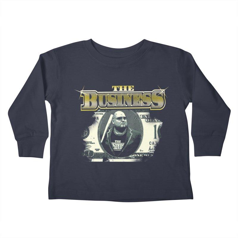 Dollars makes Sense Kids Toddler Longsleeve T-Shirt by Frewil 's Artist Shop