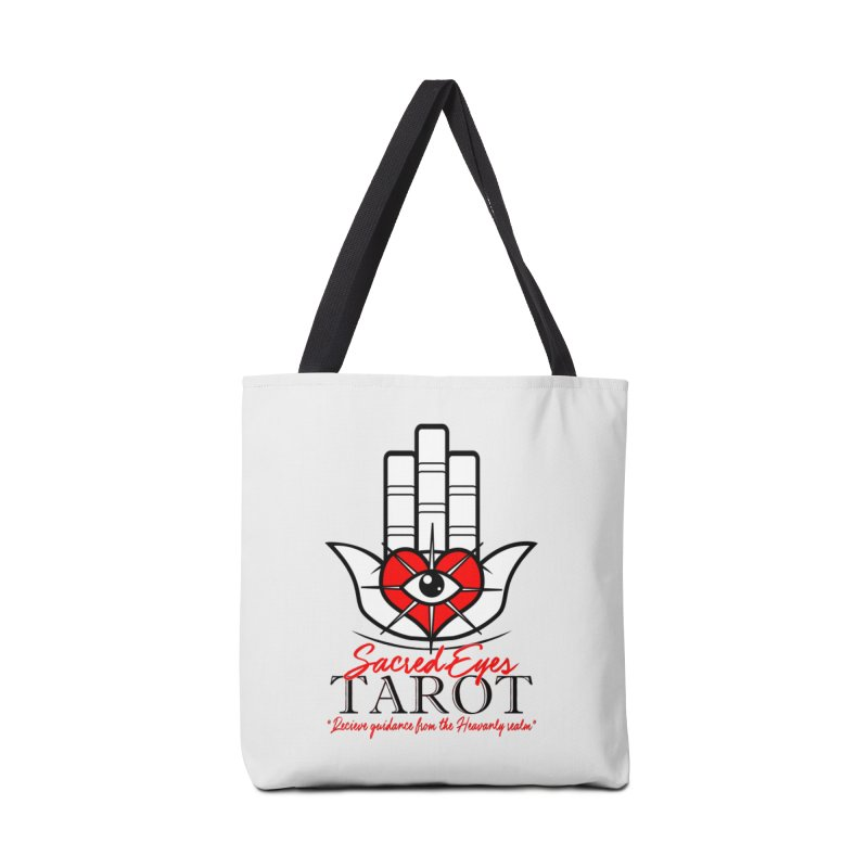 Sacred Eye Tarot (light) Accessories Bag by Frewil 's Artist Shop