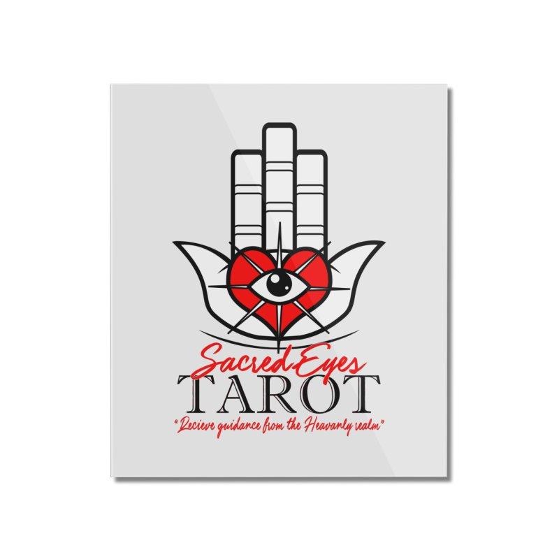 Sacred Eye Tarot (light) Home Mounted Acrylic Print by Frewil 's Artist Shop