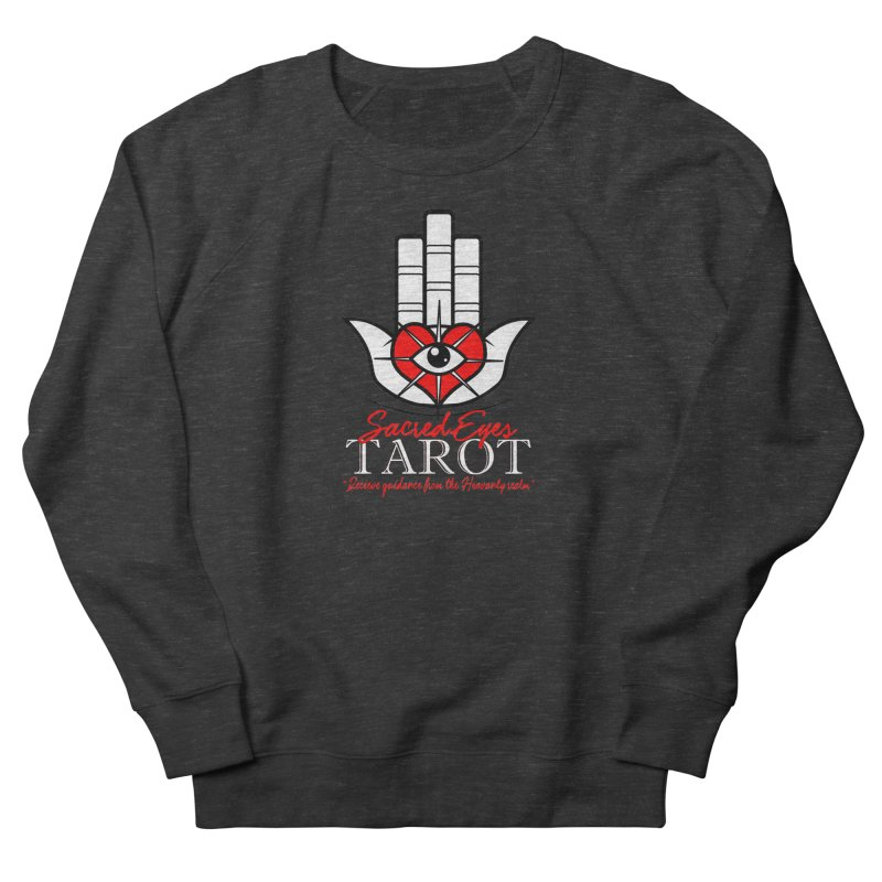 Sacred Eyes Tarot (dark) Women's Sweatshirt by Frewil 's Artist Shop